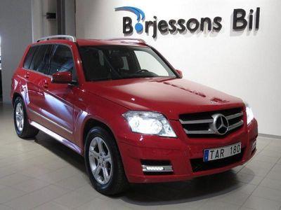 begagnad Mercedes GLK220 CDI 170hk 4-Matic aut N -12