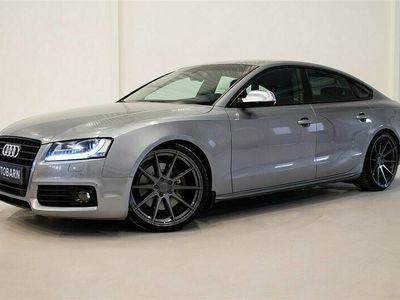 begagnad Audi S5 Sportback 333hk | Milltek Sportstolar