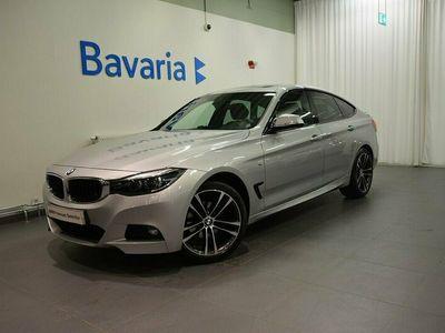 begagnad BMW 320 Gran Turismo d xDrive GT M Sport Nav Lucka Skinn