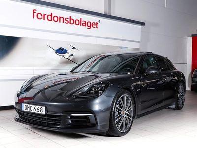 begagnad Porsche Panamera 4 E-Hybrid Sport Turismo SPEC