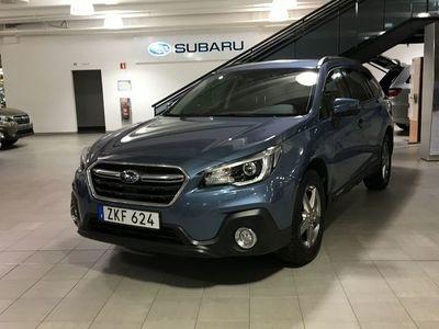 begagnad Subaru Outback Ridge *Lagerrensning*