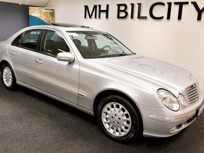 "begagnad Mercedes E320 Sedan 224Hk""Fullutrustad"""