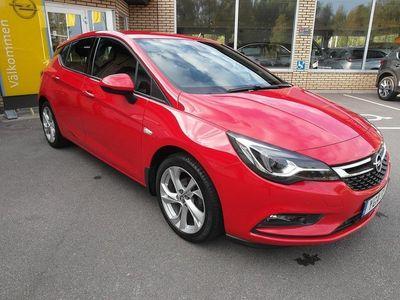 begagnad Opel Astra Dynamic 5d 1.4 T (125hk) LÅG SKATT