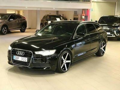"begagnad Audi A6 2.0 TDI Sportline Avant 177 Hk Aut 20"" Hjul"