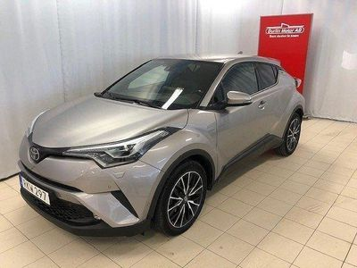 begagnad Toyota C-HR 1.2 4WD CVT Executive JBL Teknikp