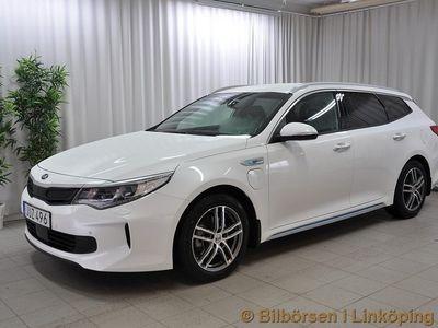 begagnad Kia Optima Hybrid Sportswagon Plug-in Advance -18