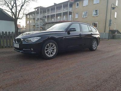 begagnad BMW 320 d xDrive sportline