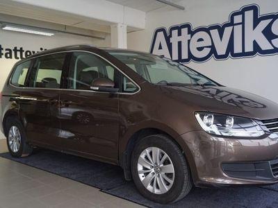 begagnad VW Sharan 2.0 BlueTDI DSG Sekventiell, 140hk, 2012