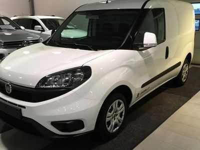 begagnad Fiat Doblò 1.6 L1H1 DEMO 2020, Transportbil 174 875 kr