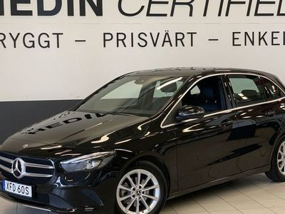 begagnad Mercedes B180 136Hk Progressive Apple CarPlay