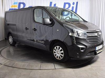 begagnad Opel Vivaro L2H1 / 125hk BITURBO / PREMIUM