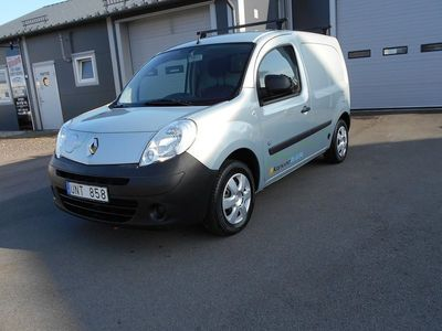 begagnad Renault Kangoo Z.E. Express 22 kWh Single Spe -13