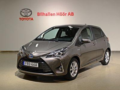 begagnad Toyota Yaris Hybrid 5-D Elhybrid Y20 SPI