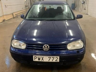 begagnad VW Golf 2,0 HIGHLINE