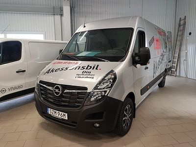 begagnad Opel Movano SKÅP LAUNCH EDITION L3H2 2.3 TURBO D 150 S/S MT6 DEMO