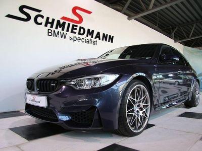 begagnad BMW M3 Competition 30 JAHRE Edition nr 1/500