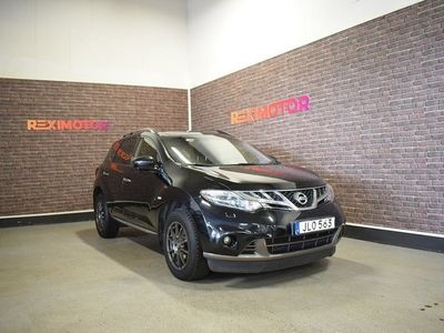begagnad Nissan Murano 2.5 dCi 4x4 Automat 190hk