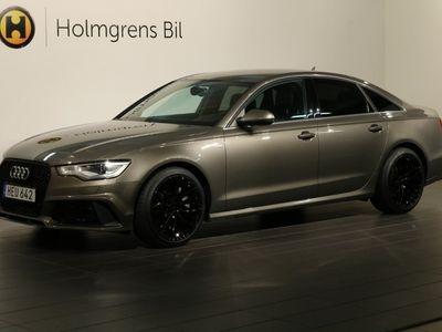 begagnad Audi A6 3.0 TDI quattro S-line (313hk)