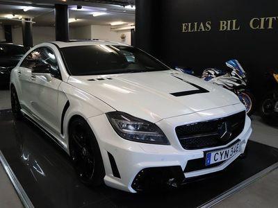 begagnad Mercedes CLS63 AMG AMG Brabus 750HK 7800Mil