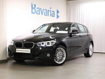 begagnad BMW 120 d xDrive 5-dörrars 5-dörrar M-Sport Automat HiFi Nypris 387 700 Kr