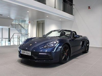 begagnad Porsche 718 Boxster GTS
