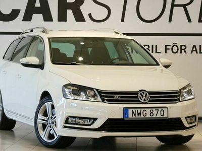 begagnad VW Passat Variant 2.0 TDI R Line 4M Drag