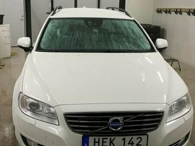 begagnad Volvo V70 D4 Momentum Euro 6