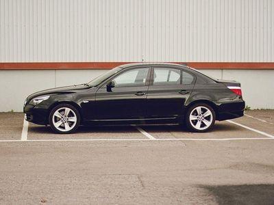 begagnad BMW 530 xi 4WD svensksåld automat