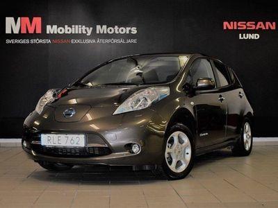 begagnad Nissan Leaf Acenta 30 kWh MY17 -17