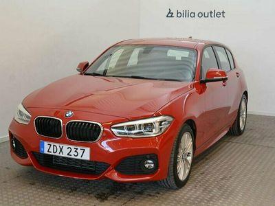 begagnad BMW 118 i 5-door M-Sport 136hk Alcantara