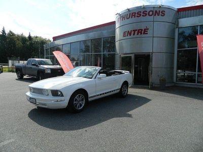 begagnad Ford Mustang Cabriolet 4.0 V6 213hk
