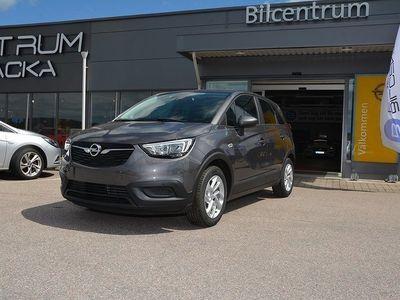 begagnad Opel Crossland X Enjoy 1.2 81hk, Pluspaket