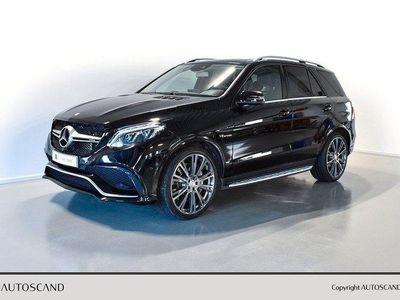 begagnad Mercedes GLE63 AMG AMG 4-matic, Svensksåld,