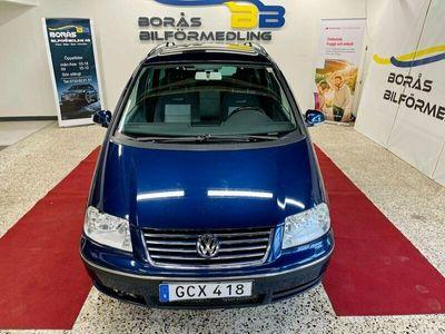 begagnad VW Sharan 1.8 T Freestyle 7-sits 150hk