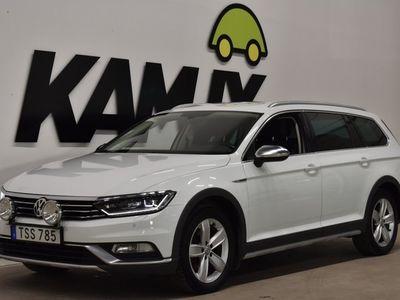 begagnad VW Passat Alltrack 2.0 TDI 4M D-värme Drag (190hk)