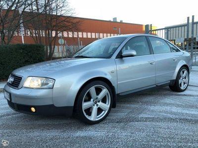 gebraucht Audi V8 A6/S6 4.2 Quattro310Hk Svensksåld -01