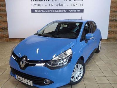gebraucht Renault Clio 0.9 TCe Manuell, 90hk