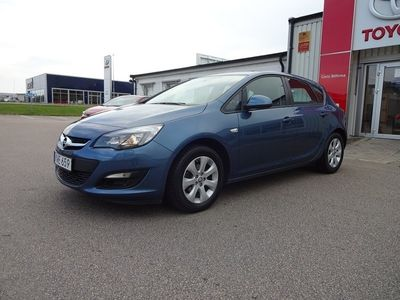 begagnad Opel Astra 1.4 Turbo Euro 6 140hk Drive Plus -15