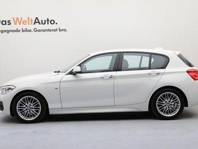 begagnad BMW 120 M-Sport 2019, Halvkombi 249 900 kr