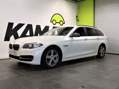 begagnad BMW 520 d xDrive Touring Steptronic, 190hk, 2015