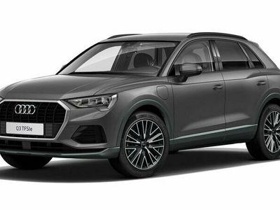 begagnad Audi Q3 245hk Laddhybrid Business Lease 5395kr/må