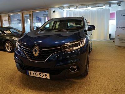 begagnad Renault Kadjar 1,6 dCi 130hk Zen 4x4