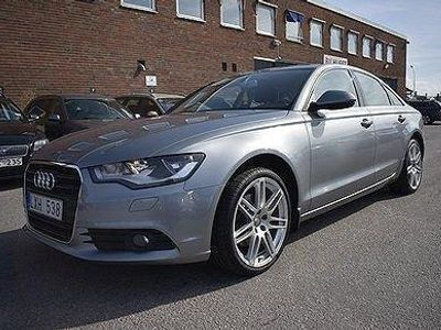 begagnad Audi A6 Sedan 2.0 TDI DPF Multitronic Pro Li