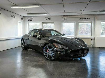 begagnad Maserati Granturismo SKYHOOK 405HK AVBETALNING 2500KR
