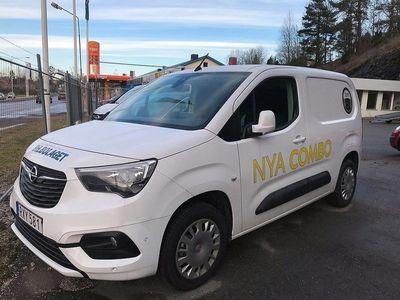 begagnad Opel Combo Skåp Launch Edition L1H1 100 hk