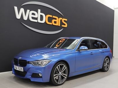 begagnad BMW 330 d 1,95% RÄNTA Touring M-Sport
