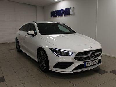 begagnad Mercedes 200 CLA Benzd Shooting Brake AMG Drag Premium 2020, Sportkupé 359 000 kr