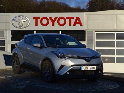 begagnad Toyota C-HR 1.8 Hybrid Executive Aut Teknikpaket