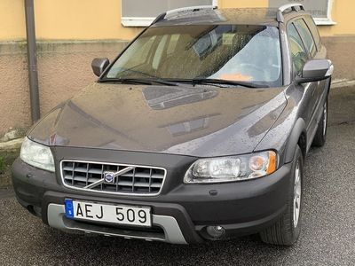begagnad Volvo XC70 D5 AWD Geartronic Momentum 185hk -07