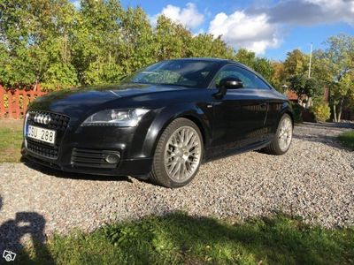 gebraucht Audi TT Coupé 3.2 V6 quattro 250hk -07